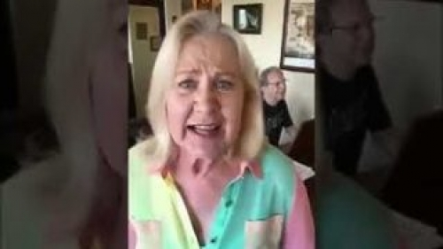 This Woman Wrote A Song Dedicated To Trump! - The Grand ...
