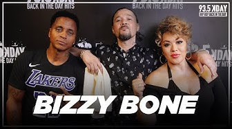 Bizzy Bone Reflects On Eazy-E, Talks YouTube Vlog & His Son